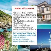 Khu dân cư Ninh Chữ Sea Gate - thỏi nam châm thu hút nhà đầu tư mọi miền đến Ninh Thuận