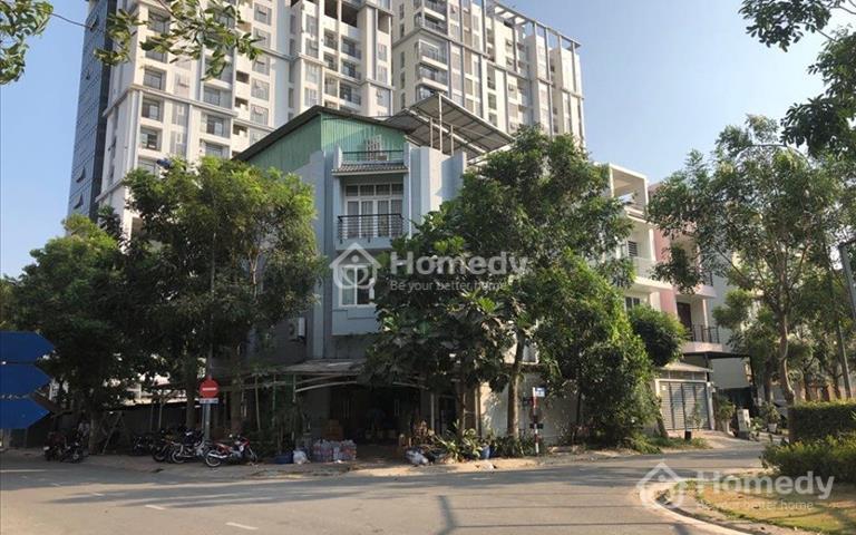 Cho thuê nhà nguyên căn khu dân cư Green Life 13C Bình Chánh, mặt bằng 210m2, 1 trệt 2 lầu