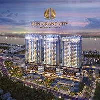 Căn hộ 4 phòng ngủ 162m2 tầng 22 - Sun Grand Ancora Hoàn Kiếm