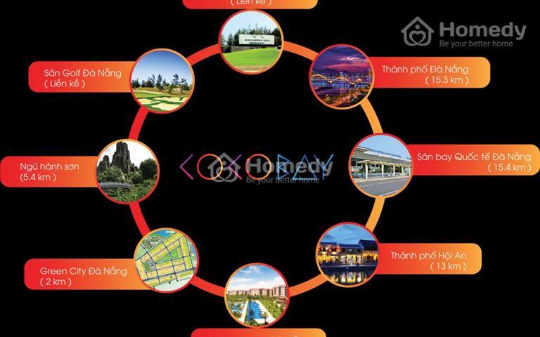 Đầu tư biệt thự nghỉ dưỡng tại Cocobay Đà Nẵng - Tiềm năng sinh lãi cao bật nhất hiện nay