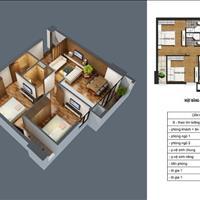 Cần giao dịch gấp căn hộ cao cấp CT36 Định Công Dream Home tầng 1205, 70m2, 2 phòng ngủ, 1,6 tỷ