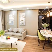 Bán gấp căn hộ 75,35m2, 2PN, 2wc, giá gốc 1,098 tỷ, view đẹp thoáng mát, ngân hàng hỗ trợ vay 70%