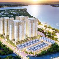 Tôi kẹt tiền quá bán lại căn Q7 Saigon Riverside, 2,4 tỷ/căn đã có VAT, 66,66m2, 2 phòng ngủ, 2wc