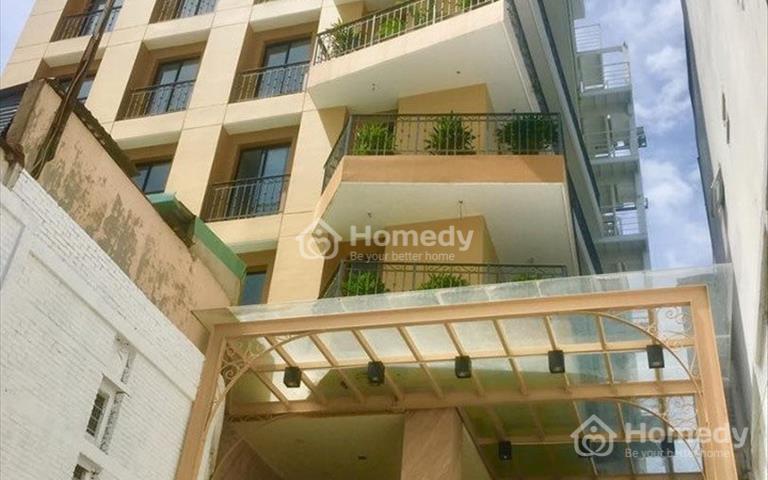 Dự án mới - tòa nhà văn phòng cho thuê mặt tiền Nguyễn Trọng Tuyển, phường 2, quận Tân Bình