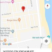 Bán đất khu phố du lịch An Thượng Đà Nẵng, thích hợp xây dựng khách sạn, căn hộ