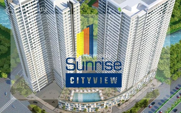 Bán gấp Officetel Sunrise Cityview 66.8m2, full nội thất, bao phí, giá 3,2 tỷ