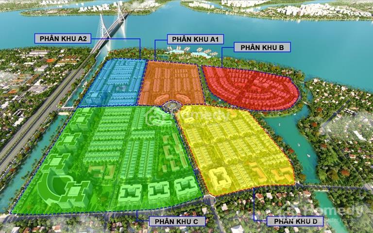 Khu đô thị sinh thái ven sông King Bay Nhơn Trạch - Bảng giá và chính sách ưu đãi tháng 8