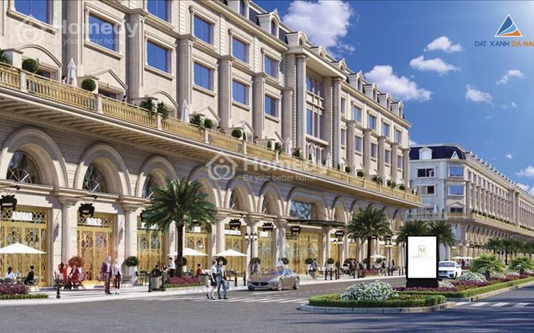 Shophouse siêu đẳng cấp ngay trung tâm thành phố Tuy Hòa, thanh toán 30% hỗ trợ tái đầu tư