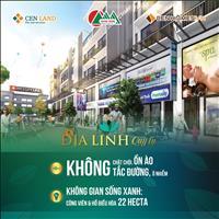 Shophouse Khai Sơn City Long Biên ra 43 lô đẹp cuối cùng của dự án