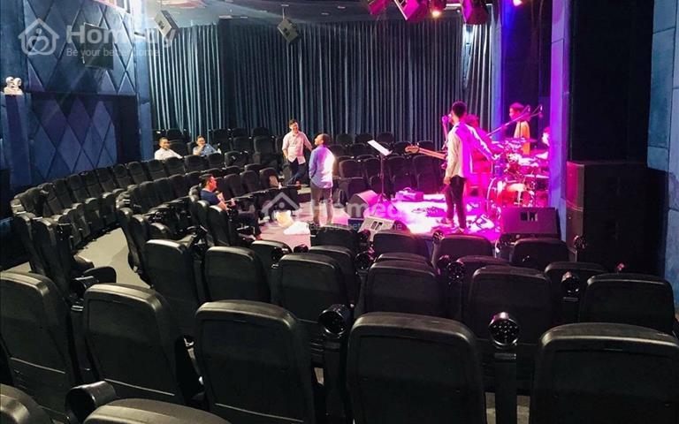 Cho thuê phòng hội thảo, phòng hội trường, sân khấu ca nhạc (180 ghế ngồi) giá tốt Quận Tân Bình