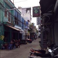 Nhà 2 tấm đúc kiên cố, 153m2, 4 phòng ngủ, Nguyễn Tất Thành, quận 4, Sài Gòn