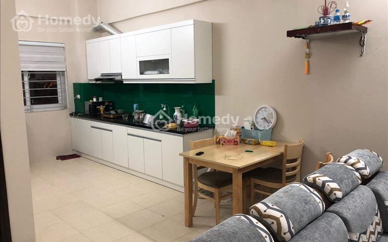 Cho thuê căn hộ 55m2 chung cư Bamboo Garden, khu đô thị CEO Quốc Oai, đầy đủ nội thất
