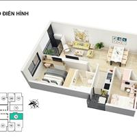 Gấp, bán nhanh căn hộ chung cư 47 Nguyễn Tuân GoldSeason, căn 1205, 77m2, 2 phòng ngủ, 2,3 tỷ