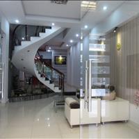 Cho thuê nhà nguyên căn mặt tiền đường Phan Huy Thực, Quận 7, 4 x 18m, trệt 3 lầu, 19 triệu/tháng