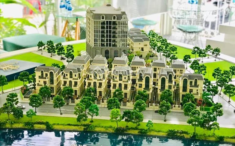 Biệt thự Shophouse King Crown Village Thảo Điền ngay mặt tiền Nguyễn Văn Hưởng