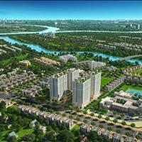 Kẹt tiền cần bán nhanh CH để thu huề vốn, Block A-5-9.82m2, 3 PN 2wc 1,425 tỷ căn góc 2 view hồ bơi