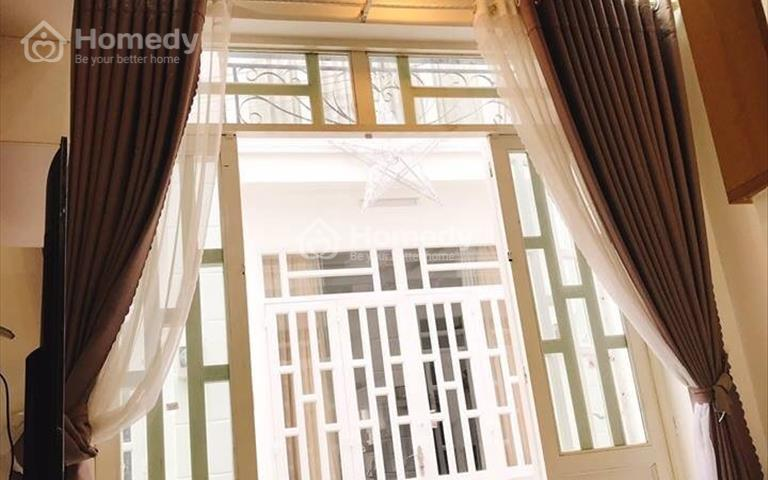 Bán nhà Hà Huy Giáp 2 lầu trang trí nội thất cao cấp chỉ 1.4 tỷ/căn