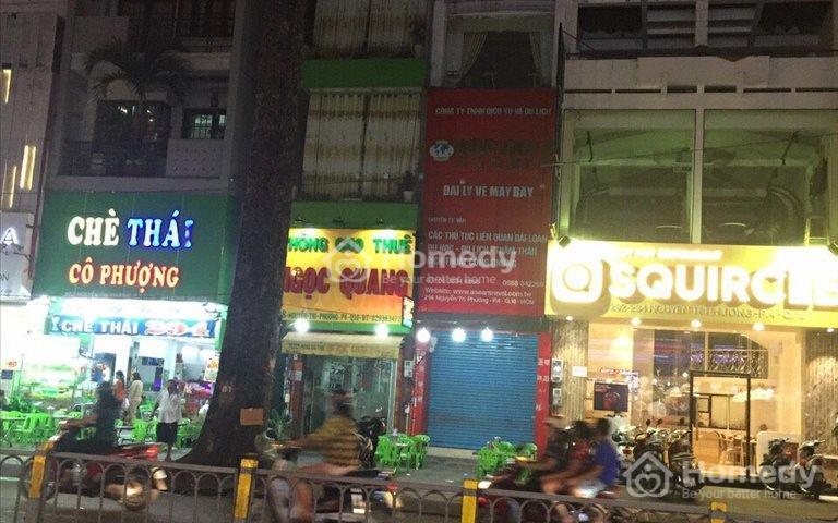 Sở hữu nhà mặt tiền Nguyễn Tri Phương 57m2, cung đường kinh doanh, ẩm thực sầm uất nhất Quận 10