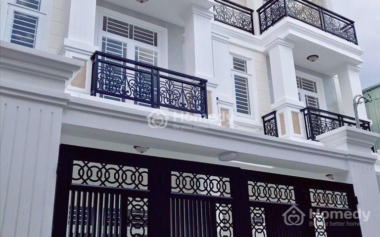 Nhà vừa xây xong 1 trệt 2 lầu trung tâm phường Hiệp Bình Chánh, cam kết giá tốt nhất thị trường
