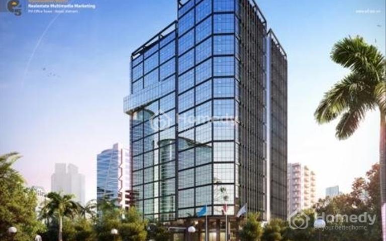 Cho thuê mặt bằng 45m2 x 5 tầng mặt tiền 5m Trần Thái Tông