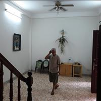 Bán nhà riêng ngõ 210 Đội Cấn, Ba Đình, diện tích sổ 50m2, giá 3,95 tỷ