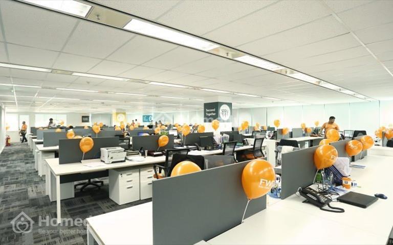 Cho thuê gấp sàn văn phòng 83 đường A4 Tân Bình, 85m2, 27 triệu/tháng