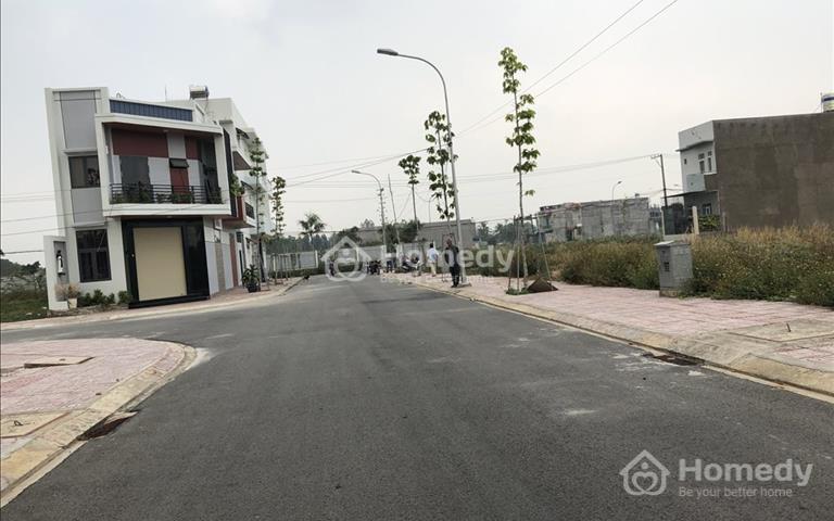 Đất mặt tiền Bùi Hữu Nghĩa, đô thị ven sông Đồng Nai