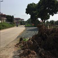 Chính chủ cần bán lô đất mặt đường Hòa Thạch - Quốc Oai 250m2, 800 triệu