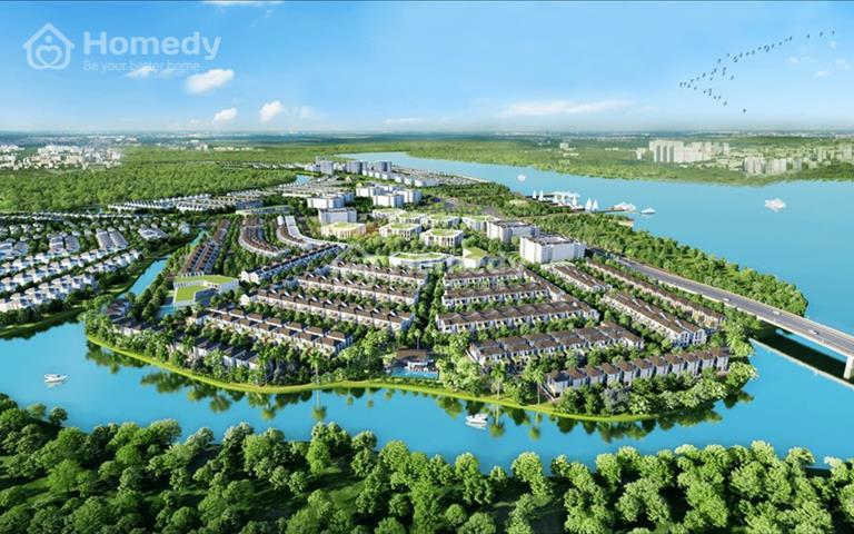 Chỉ 900 triệu sở hữu ngay biệt thự ven sông Aqua City ưu đãi cực khủng duy nhất ngày 17/08/2019