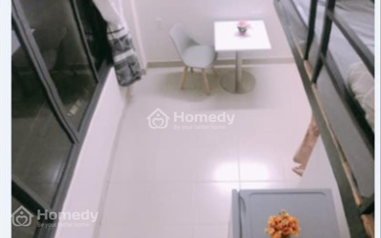 Cho thuê căn hộ Studio mới tinh, full nội thất giá rẻ, ngay bệnh viện Gia Định