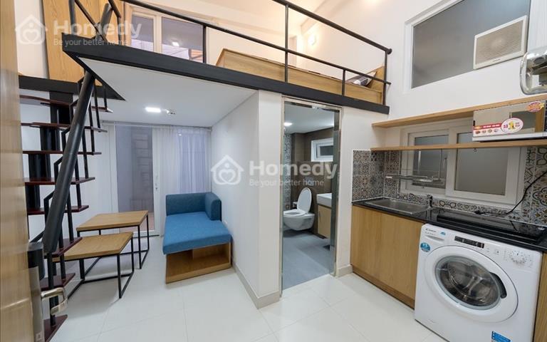 Cho thuê căn hộ thiết kế sang trọng trẻ trung tại Nam Kỳ Khởi Nghĩa trung tâm quận 3 Hồ Chí Minh