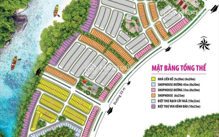 Bán đất khu đô thị Long Hưng City, khu 4, lô RD05-9 bán nhanh giá 1,65 tỷ