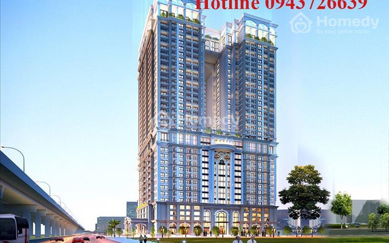 Cho thuê  văn phòng, mặt bằng thương mại tại Sunshine Center, 16 Phạm Hùng, Từ Liêm, Hà Nội