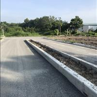 100m2 đất mặt tiền HL 407, sổ đỏ, thổ cư full, đường thông Nam Tân Uyên