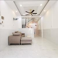 Bán nhà Tân Bình giá 7.9 tỷ (thương lượng), nhà mới 100%, hẻm 6m thông, đúc kiên cố 3 tấm
