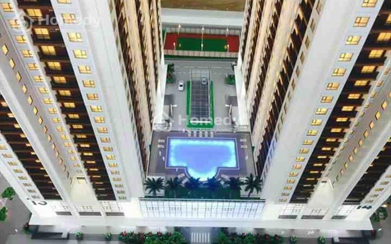 Thăng Long Capital, diện tích 61.7m2, giá 1.2 tỷ