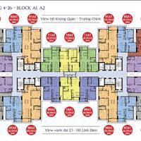 Chính chủ cần bán gấp căn hộ chung cư Sky Central 176 Định Công, căn 1607 tòa A1, 66.39m2, 1,9 tỷ