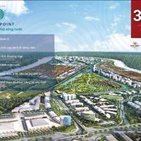 Chỉ với 86 triệu, giữ chỗ ngay biệt thự song lập 3 mặt ven sông tại khu đại đô thị Waterpoint