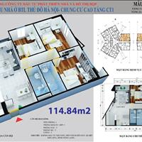 Bán căn góc, ban công Đông Nam CT1 Yên Nghĩa, Hà Đông, giá 11.8 triệu/m2, liên hệ em Hưng