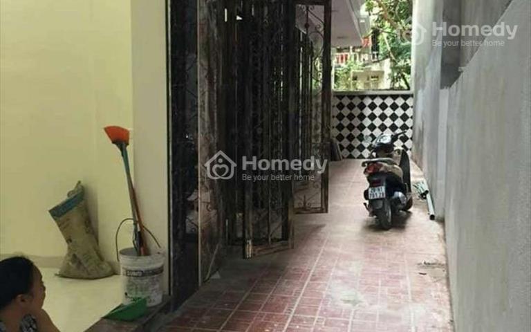 Bán nhà mới ngõ 88 Linh Lang, Cống Vị, Ba Đình