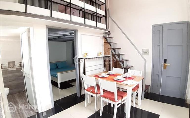 Cho thuê căn hộ full nội thất gần Lotte Mark - Đại học Tôn Đức Thắng, Big C, Vivo City