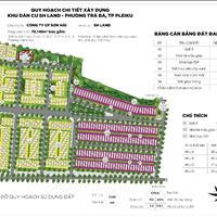 Sở hữu đất nền trung tâm Pleiku chỉ với 12 triệu/m2