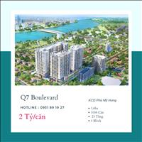 Căn hộ Q7 Boulevard liền kề Phú Mỹ Hưng, đặt giữ chỗ chỉ 50 triệu, bàn giao nhà năm 2020
