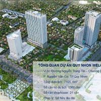 Sở hữu lâu dài căn hộ biển Quy Nhơn Melody nằm vị trí đắt giá ngay trung tâm Quy Nhơn 340 triệu