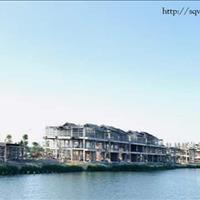 Bán căn biệt thự mặt tiền sông Cổ Cò, giá 10 tỷ, sổ hồng riêng từng căn