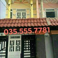 Bán nhà 1 lầu 1 lửng gần ngã tư chợ Bến Cá 110m2 giá 580 triệu Vĩnh Cửu - Đồng Nai