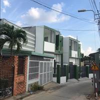 Bán nhà Thủ Dầu Một mới xây 1 trệt 1 lầu mặt tiền đường nhựa 4.5m giá trọn gói 1,68 tỷ