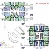 Chính chủ bán nhanh chung cư Iris Garden, căn 1803 tòa CT1A, 60m2, giá 1,85 tỷ