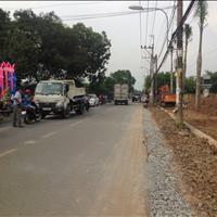 Bán rẻ lô đất mặt tiền đường Trần Văn Chẩm Củ Chi chỉ từ 600 triệu