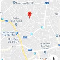 Nhà mặt tiền kinh doanh Hoàng Hoa Thám, thị xã Thủ Dầu Một, Bình Dương